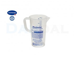 Bode Chemie - Measuring cup 250ml