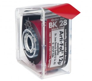 Bausch - Arti-Fol Metallic Articulating Foil - Two side