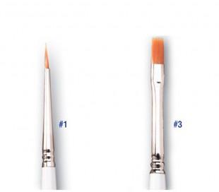 قلم مو کامپوزیت - Cosmedent