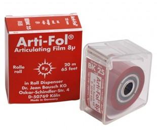 رول پلاستیکی آرتیکلاتور Arti-Fol به همراه دیسپنسر - Bausch