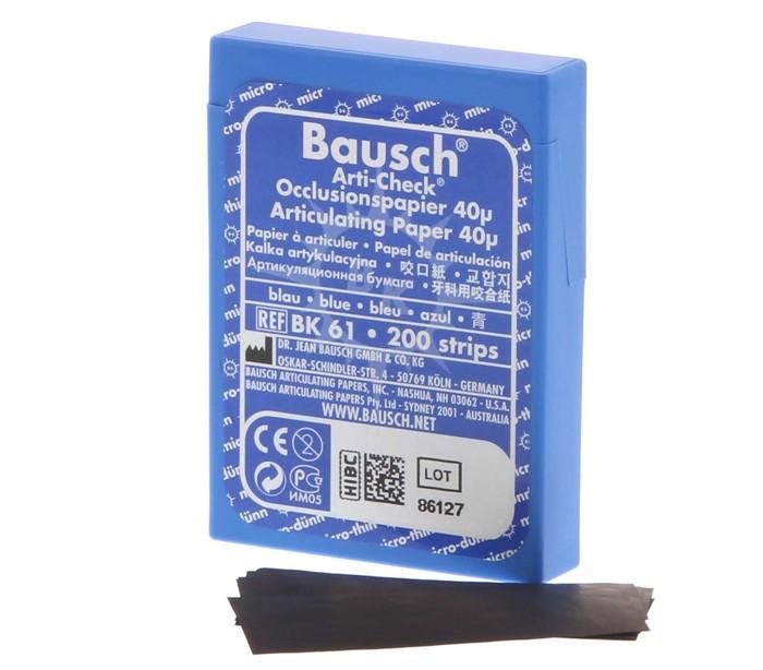 Bausch - Arti-Check micro-thin