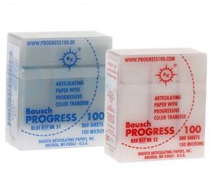 کاغذ آرتیکلاتور مستقیم 100 میکرونی - Bausch