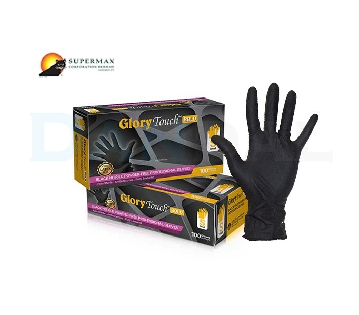 Supermax - Glory Touch Bold PF Examination Gloves