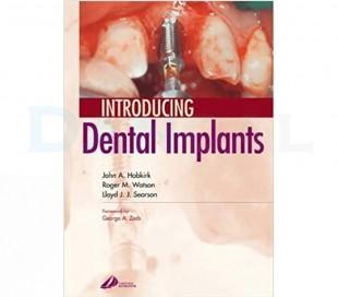 کتاب معرفی ایمپلنت های دندانی