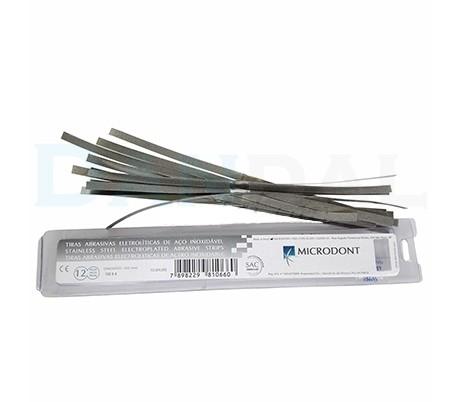 نوار پرداخت استیل - Microdont