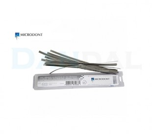 Microdont - Double Face Steel Abrasive Strip