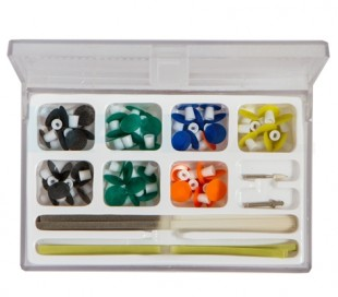 Microdont - Polidont Composite Discs & Strips Complete Set