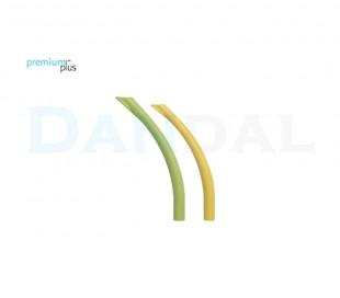Premium Plus - 11mm Curved HVE Suction Tubes