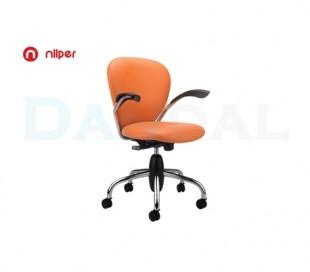 صندلی کارمندی مدل SK507C - نیلپر