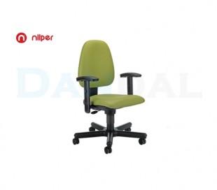 صندلی کارمندی مدل SK504F - نیلپر