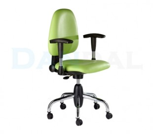 صندلی کارمندی مدل SK504H - نیلپر