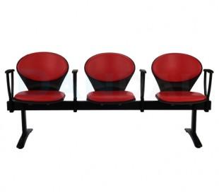 صندلی انتظار مدل SW415L3 - نیلپر