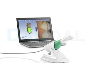 Planmeca - Emerald Colored Intraoral Scanners