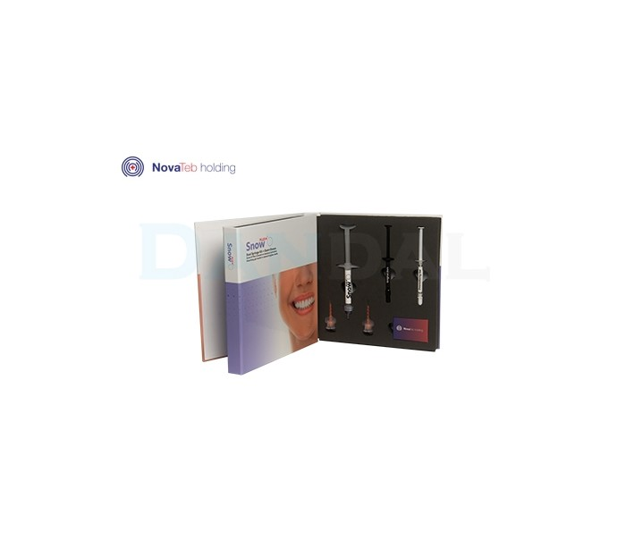 NovaTeb - Snow+ O in Office Whitening Kit