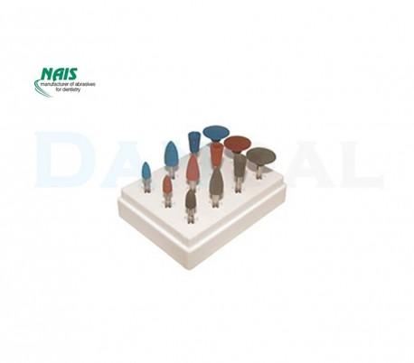 Nais - Porcelain Polishing Set
