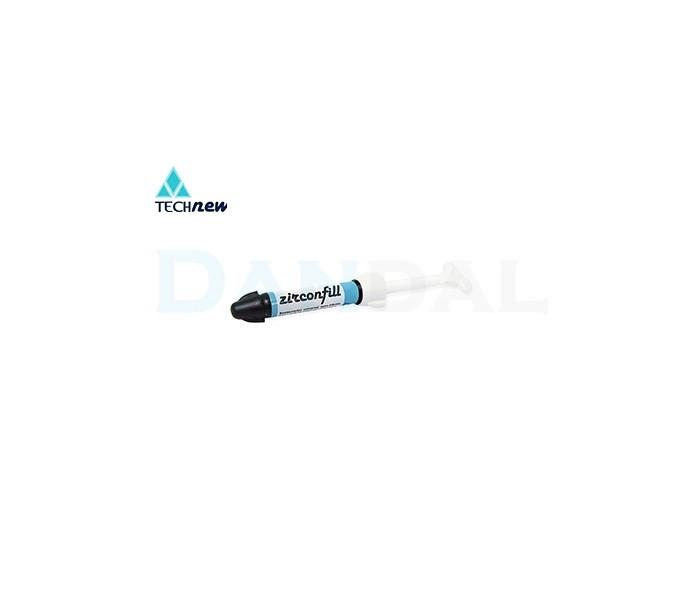 کامپوزیت نانوهیبرید Technew - Zirconfill
