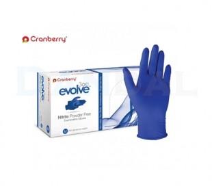 دستکش بدون پودر Cranberry - Evolve