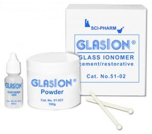 گلاس آینومر ترمیمی Sci-Pharm - Glasion