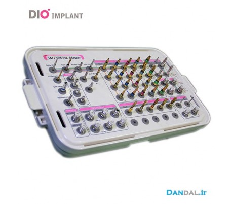 DIO - SM / SM SURGICAL & PROSTHETIC KIT