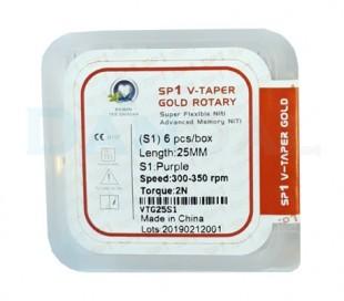 فایل روتاری پروتیپر SP1 - V-Taper Gold