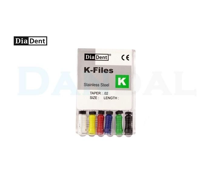 DiaDent Hand File
