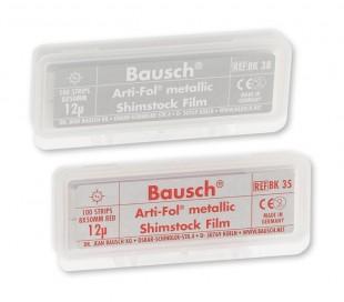 Bausch - Arti-Fol Metallic Shimstock