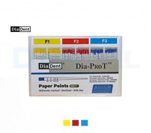 کن کاغذی مدرج پروتیپر - DiaDent