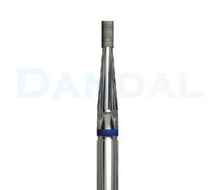 فرز الماسی مدل استوانه ای ته صاف توربین - Microdont