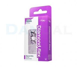 دیسک نمدی منعطف FGM - Diamond Flex