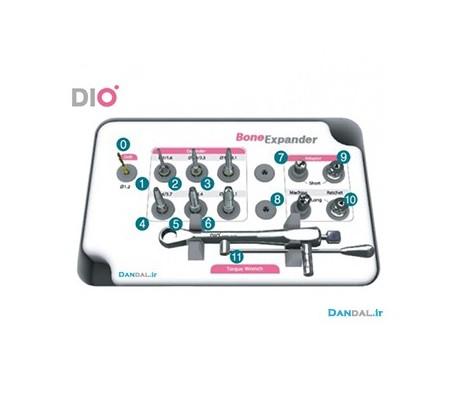 DIO - Bone expander set