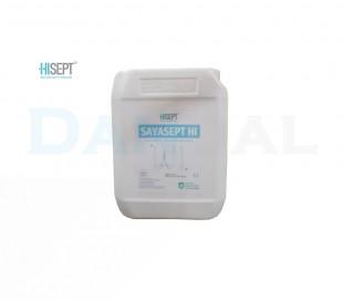 محلول سایاسپت اچ آی پنج لیتری ویژه ابزار - Hisept