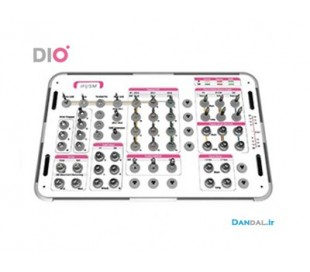 DIO - SM/IFI Surgical & Prosthetic Kit