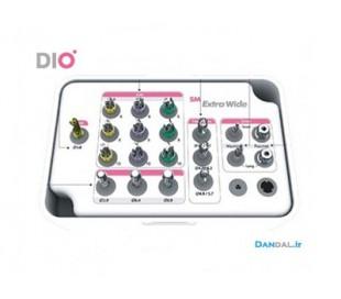 کیت DIO -Extrawide kit