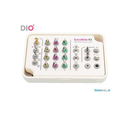 DIO - UF ExtraWide Surgical Kit
