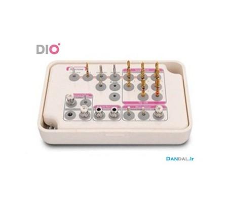 کیت DIO -SM narrow surgical kit