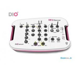 DIO - UF II Narrow Surgical Kit
