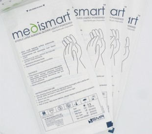 St. Marys Rubbers - Medismart Powdered Surgical Gloves