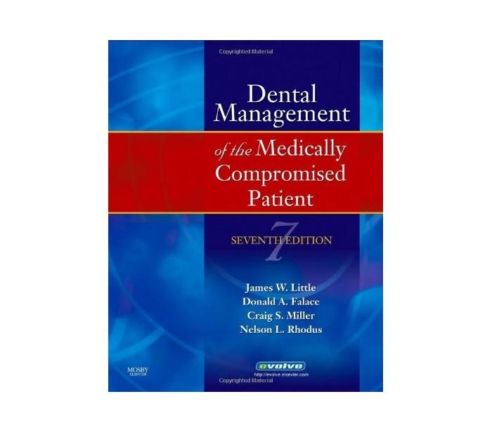 کتاب ملاحظات دندانپزشکی در بیماران سیستمیک فالاس - ویرایش هفتم