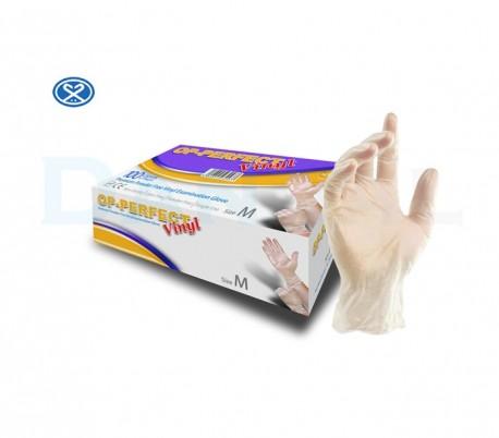 Harir - Op-Perfect Premium Vinyl Examination Gloves