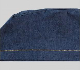 کلاه طرح جین ساده - شایگان