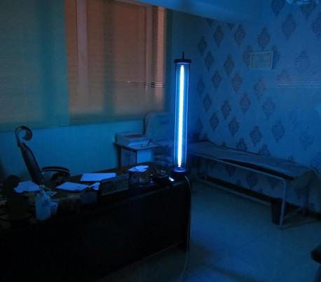 لامپ ضدعفونی کننده تک لامپ - Micro Tech