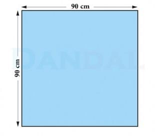 شان ساده 90x90 الیافی - ETP