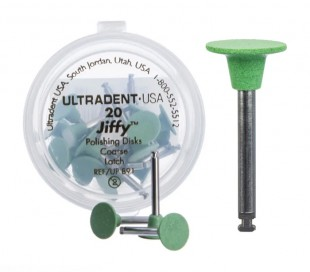 مولت پرداخت کامپوزیت Jiffy مدل دیسک - UltraDent