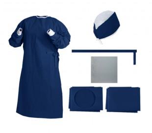 ETP - Sterile Disposable Full Pack Navy Blue