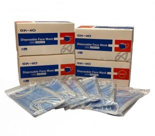 ماسک پزشکی سه لایه AT&M Biomaterials - GK-110