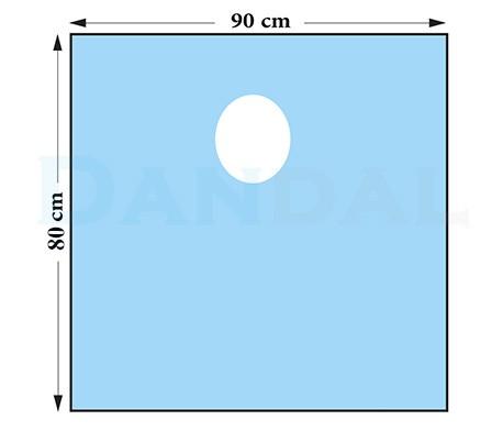 شان پرفوره 90x80 الیافی - ETP