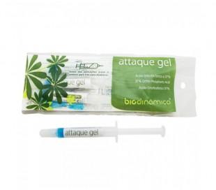 ژل اسید اچ37% Biodinamica - Attaque