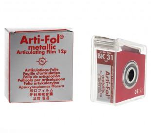 Bausch - Arti-Fol Metallic Articulating Foil - One side