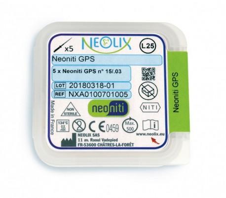 فایل روتاری Neoniti گلاید پث تک سایز Neolix - GPS