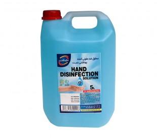 ضدعفونی کننده دست فارماسین 5 لیتری - نانو کیمیا